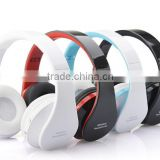 Amazon Ebay hot selling foldable wireless bluetooth stereo headphone noise cancelling with microphone
