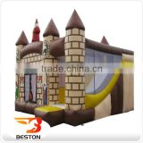 Excellent quality low price inflatable bouncers, inflatable bouncy castle China manufacturer