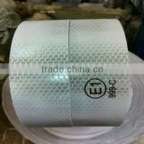 honey comb type waterproof adhesive pvc reflective fabric tape