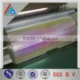 BOPP Holographic Rainbow Film Roll