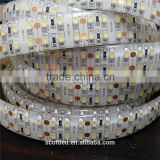 5500-7500k pure white double rows 240leds led strip,waterproof IP65 input DC12V single led tape light