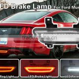LED Taillight for Mustang LED Backup stop lamp LED Brake light LED Rear bumper lamp for Mustang 2014+ with DOT & SAE