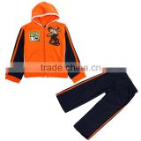 (car-1228) 2-12Y nova new arrival baby boy clothes sets winter child suits wholesale kids hoodies sets promotion