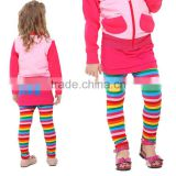 ( G3932 ) NW 18M-6Y Nova Kids child clothing baby cotton leggings girl legging with skirts