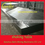 Concentrator table /shaking table for nickel ore