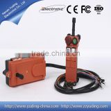 radio remote control for Hydraulic Engine Hoist cylinder