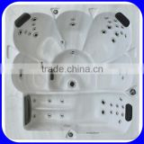2016 Hot Sale High Quality Balboa Acrylic 6 Persons Hot Tub