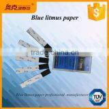 Blue Litmus paper test strips for PH test, litmus blue test paper                                                                         Quality Choice