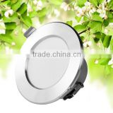 Die-casting Alu led ceiling downlight CE ROHS LED Down light led recessed downlight
