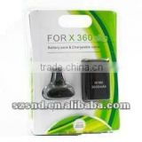 New 2 in 1 4800mAh battery charger kit for XBOX 360 slim wireless controller