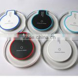 2016 hot selling Crystal Fantasy wireless charger universal qi wireless magnetic induction charger