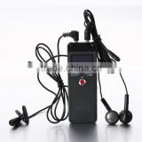 high quality 8GB Digital Voice Recorder 618 with Gray metal case U Disk Voice Recorder Long Time Working