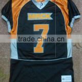 100 % Brand New style with high class durable material American Football Uniforms