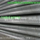 2014 hot sale stainless steel sand control screen/bridge slotted screen