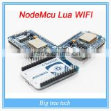 New Wireless module NodeMcu Lua WIFI Networking development board Based ESP8266 with pcb Antenna and usb port E203