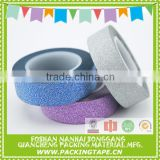 high quality bling bling glitter tape for Craft Masking