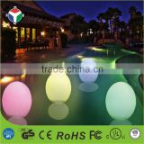 wireless magic color changing waterproof outdoor Party and Christmas decorative led light ball for pool, bar ,home