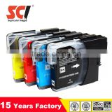 LC11 LC16 LC38 LC61 LC65 LC67 LC980 LC1100 Office supply Printer Ink Cartridge Compatible for Brother printer