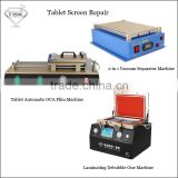 TBK one step service lcd separator laminating remove bubble 2 in 1 vacuum oca lamination machine for mobile phone