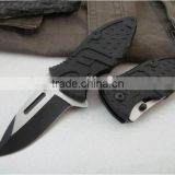 OEM 440 stainless steel pocket Knife for Hunting