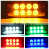 2016 new arrival Truck Trailer 8 LED Side Marker Light Lamp