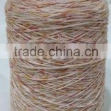 wholesale cheap silk lily yarn tube yarn tape yarn knitting yarn