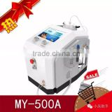 MY-500A micro hydro power aqua peel Diamond microderm skin care facial whitening machine