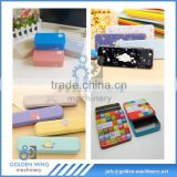 Fully automatic Geometry Box Pencil Case Writing Pen Container Tin Can Making Machine Manufacturer