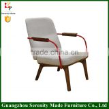 2015 top sale hotel lounge chair bedroom furniture