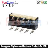 Dongguan fooconn electronic supplies 9.50mm Pitch 5 Pins Terminal Blocks