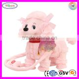 D424 Baby Electronic Toys Moving Animal Stuffed Electric Plush Toys