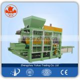 Biggest Brick Machine Manufacture Qgm--parent Firm Of Germany Top Brand Zenith Full Automatic Block Making Machine