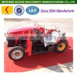 Chinese new made orchard tractors for sale, 8hp to 22hp walking tractor with farming accessories !
