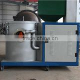 Industrial wood pellet biomass burner to connect with steam boiler, aluminum melting furnace