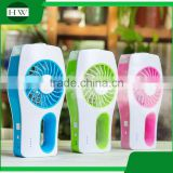 Wholesale custom made handheld USB mini misting fan with personal cooling humidifier, suitable for home office and travel