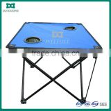 Portable outdoor cheap folding table