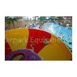 Extreme Water slides , Fiberglass Super Bowl Water Slide for Family Members Exciting Aqua Play
