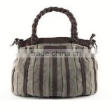Fashion Fashion pvc lady/women handbag for shopping and promotiom,good quality fast delivery