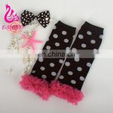 Fashion Baby Leg Warmers Baby Tights Kawaii Star Knee Socks Boys Girls Leggings