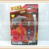 kids plastic mini toy axe Fire protection tools toy