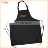 High Quality Cotton Printed Kitchen Apron BBQ Wrist Apron with Strap for Women Cooking