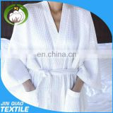 Wholesale Cheap Waffle Cotton Polyester Bath Robe