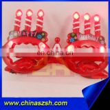 LED kids happy birthday sunglasses with birthday song