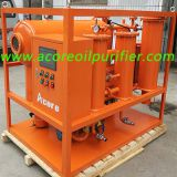 Turbine Oil Filtration Equipment with Varnish Removal System