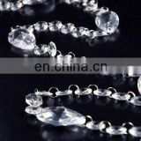 Wedding Decoration Clear Bead Crystal Garland