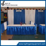 Wholesale pipe and drape kits wedding backdrop