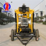 Wheeld Mobile High Quality 600M Water Well Drilling Rig Diamond Core Machine