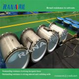 JIS/DIN/ASTM/ASME standard Durable Carbon Steel lined coating ptfe column Chemical tank F4 lined  anticorrosive equipment