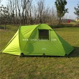 4 Man 1 Pod Tent Double Layer RainProof Tents Outdoor Equipment