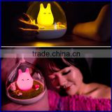 2015 New Product Rechargeable Bedroom For Kids Night Light Led Lighting Birdcage Lamp SNL088